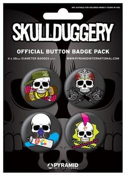 SKULLDUGGERY - Emblemas