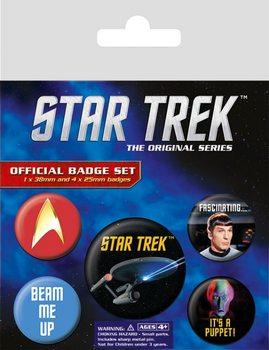 Star Trek - Emblemas