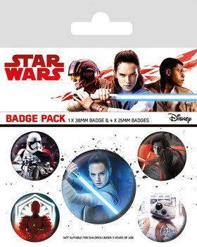 Star Wars The Last Jedi - Characters - Emblemas