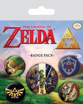 The Legend Of Zelda - Emblemas