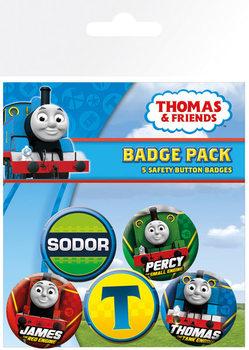 Thomas and Friends - High Velocity - Emblemas