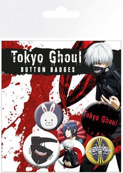 Tokyo Ghoul - Mix - Emblemas
