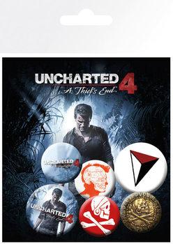 Uncharted 4: A Thiefs End - mix - Emblemas