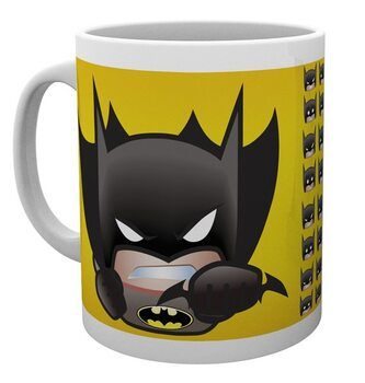 Cup Emoji - Batman