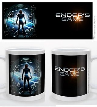 Mug Ender's game - logo