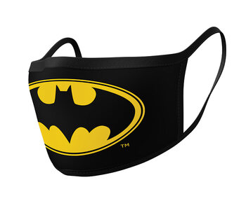 Face masks Batman - Logo (2 pack)