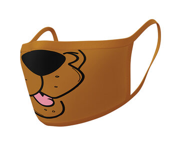 Face masks Scooby Doo - Mouth (2 pack)