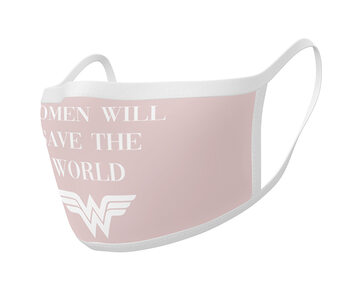 Face masks Wonder Woman - Save the World (2 pack)