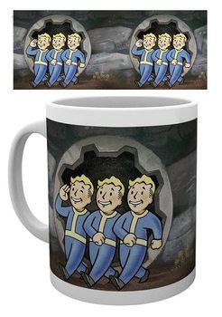 Caneca Fallout 76 - Vault Boys