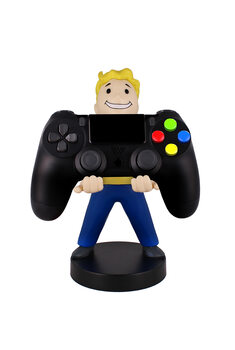 Figura Fallout - Vault Boy 76 (Cable Guy)