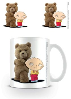Cup Family Guy X Ted - Stewie & Ted