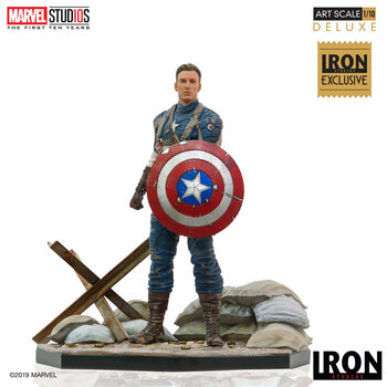 Hahmo Captain America - First Avenger