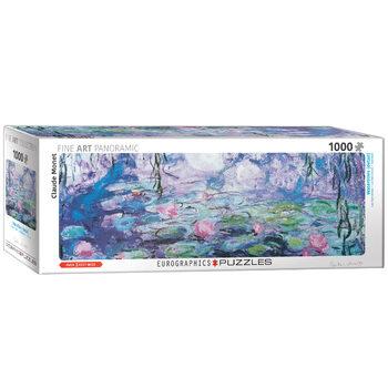 Palapeli Claude Monet - Waterlilies