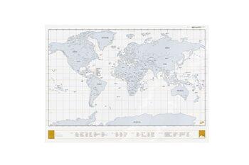 Raaputuskartta Clear Edition