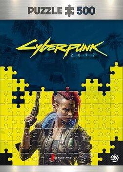 Puzzle Cyberpunk 2077 - Female V