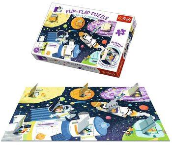 Palapeli Flip-Flap Puzzle - Space