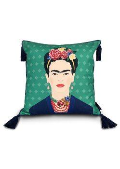 Frida Kahlo - Green Vogue
