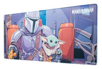 Gaming Pelipöydän matto - Star Wars: The Mandalorian