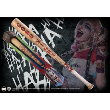 Harley Quinn - Baseball