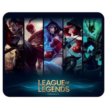 Hiirimatto League of Legends - Champions