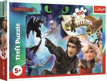 Puzzle How to Train Your Dragon 3: In the Land of Dragons