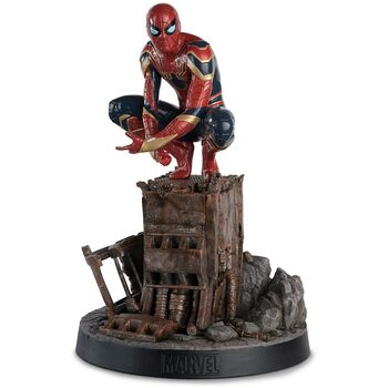 Hahmo Marvel - Spiderman On Roof Mega