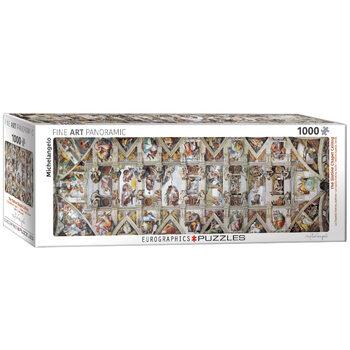 Palapeli Michelangelo - The Sistine Chapel Ceiling