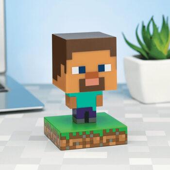 Säihkyvät hahmot Minecraft - Steve