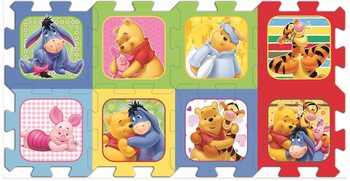 Puzzle Nalle Puh