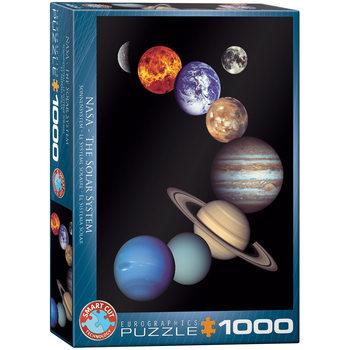 Palapeli NASA The Solar System