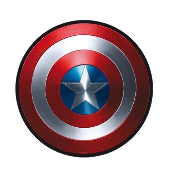 Pelaamista Hiirimatto Captain America