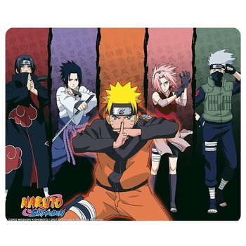 Pelaamista Hiirimatto Naruto Shippuden - Group
