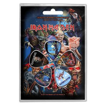 Plektroja Iron Maiden - Later Albums