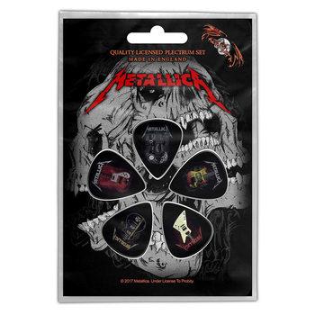 Plektroja Metallica - Guitars