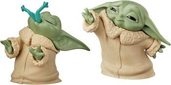 Hahmot Star Wars: The Mandalorian - Baby Yoda Collection 2 pcs (Froggy & Force)