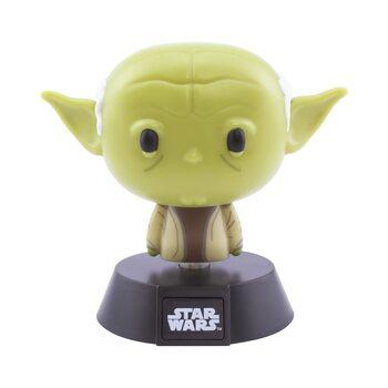 Säihkyvä hahmo Star Wars - Yoda