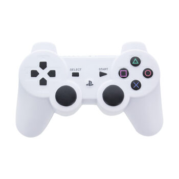Stressipallo Playstation - White Controller
