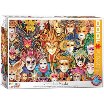 Palapeli Venice Carnival Masks