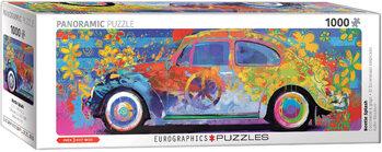 Puzzle VW Beetle - Splash Pano