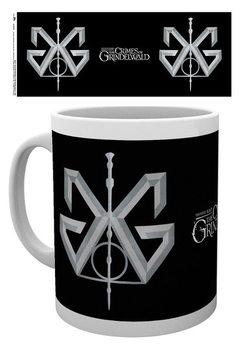 Mug Fantastic Beasts 2 - Grindlewald Emblem