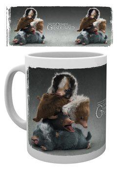 Mug Fantastic Beasts 2 - Nifflers