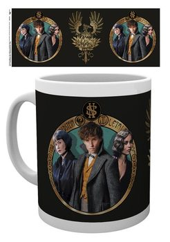 Mug Fantastic Beasts 2 - Trio