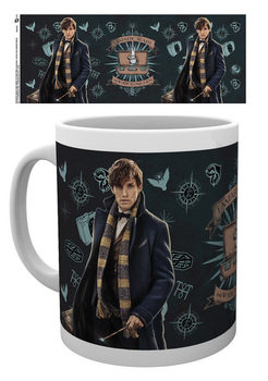 Mug Fantastic Beasts And Where To Find Them - Newt Solo