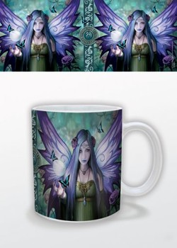 Cup Fantasy - Mystic Aura, Anne Stokes