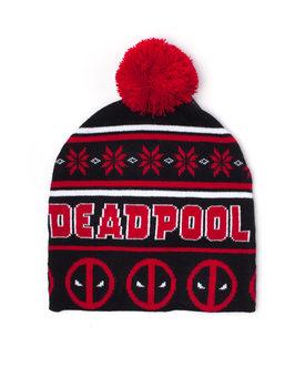 Cap Deadpool - Christmas