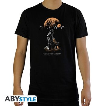 T-shirt Dune - He, who controls the spice