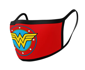 Fashion Face Cover Wonder Woman - Logo