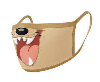 Fashion Face masks Looney Tunes - Taz (2 pack)