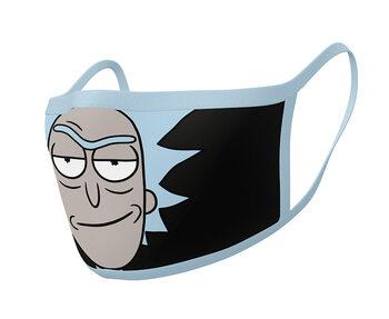 Fashion Face masks Rick & Morty - Rick (2 pack)