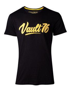 T-shirt Fallout - Oil Vault S